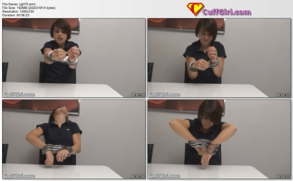 3 pairs of LIPS handcuffs
