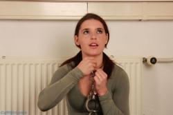 Unlocking the neck cuff