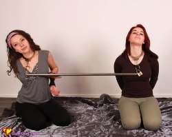 Neck spreader bar