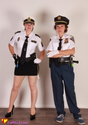 Swedish policeofficer NYPD