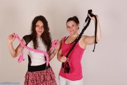 rope waist restraints