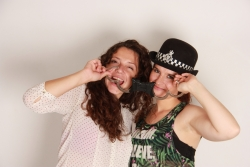 Arresting my friend Anahi