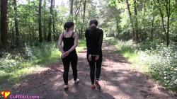 Summer cuffed walk