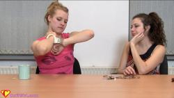 Hinged Cuffs Test