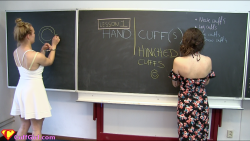 Handcuff Lesson