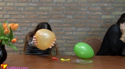 Cuffs & balloons