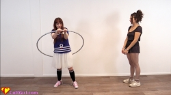 hooping in cuffs